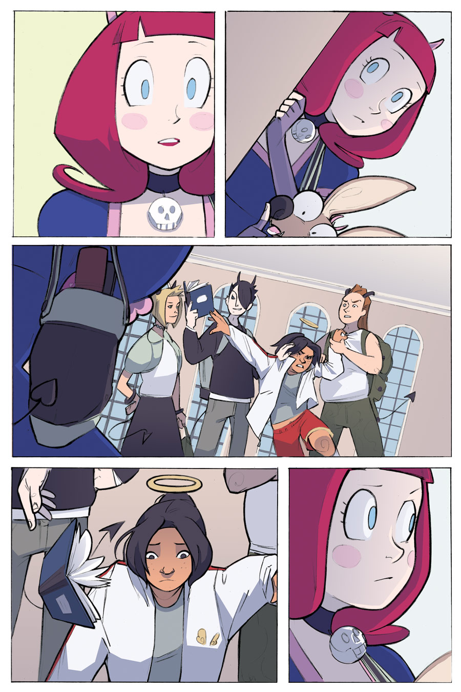 Evil Diva Issue 1 Page 11