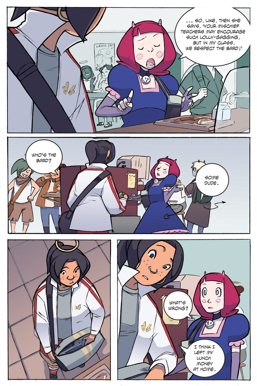 Evil Diva Issue 1 Page 18