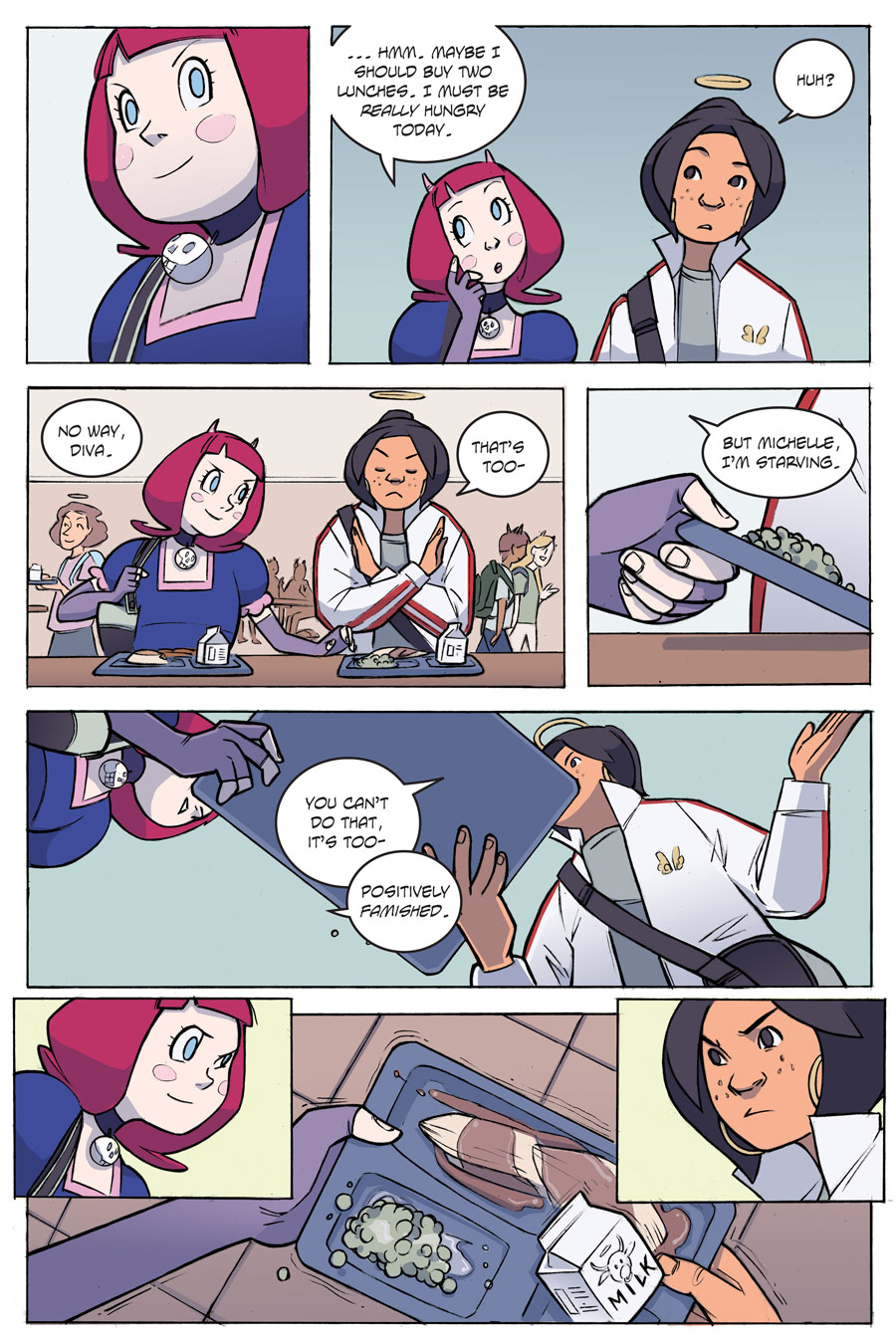 Evil DIva Issue 1 Page 19