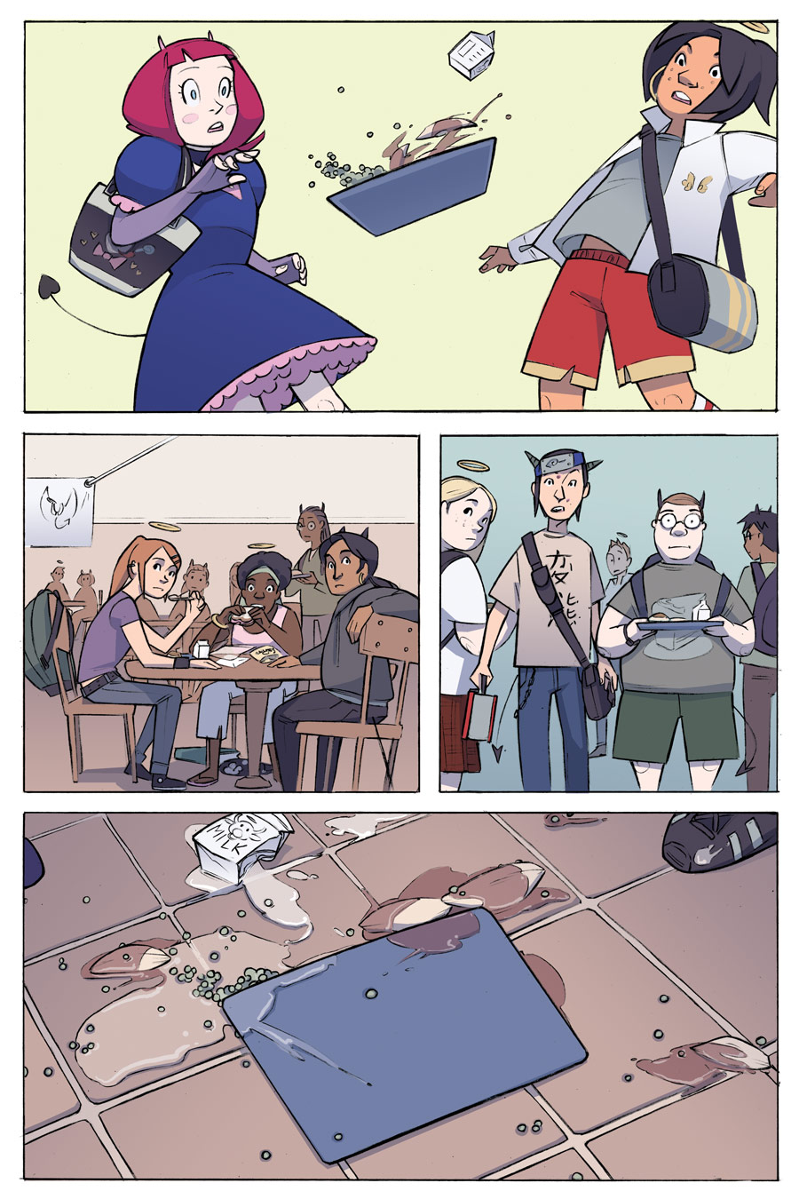 Evil Diva Issue 1 Page 20