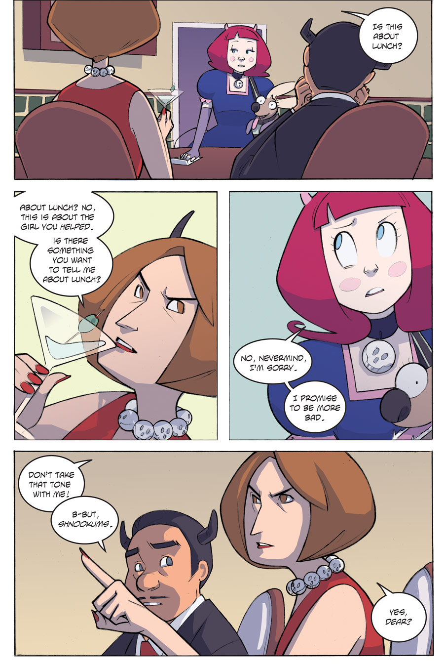 Evil Diva Issue 1 Page 24