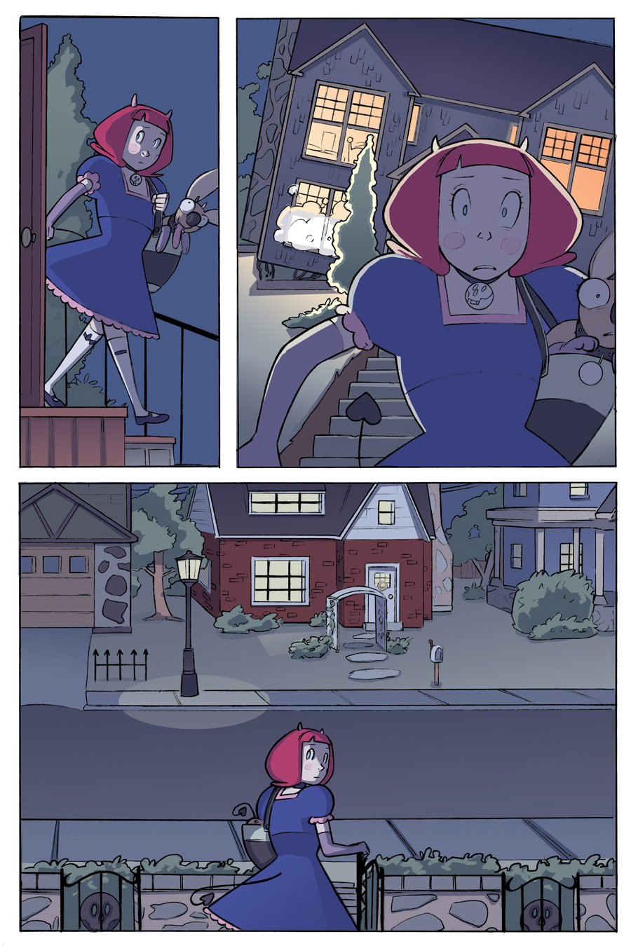 Evil Diva Issue 1 Page 26