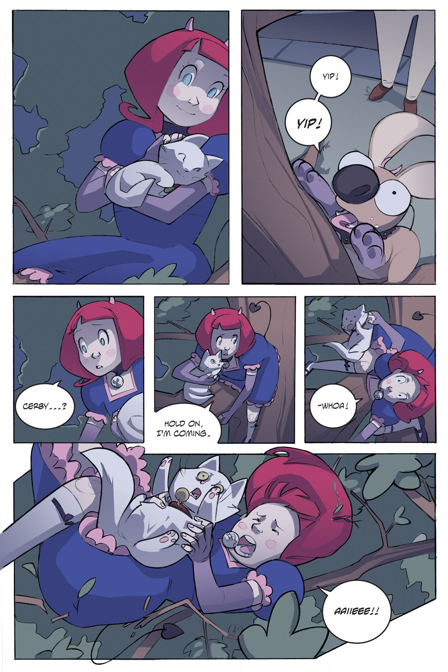 Evil DIva Issue 1 Page 31