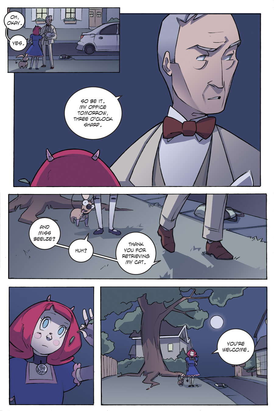 Evil Diva Issue 1 Page 36