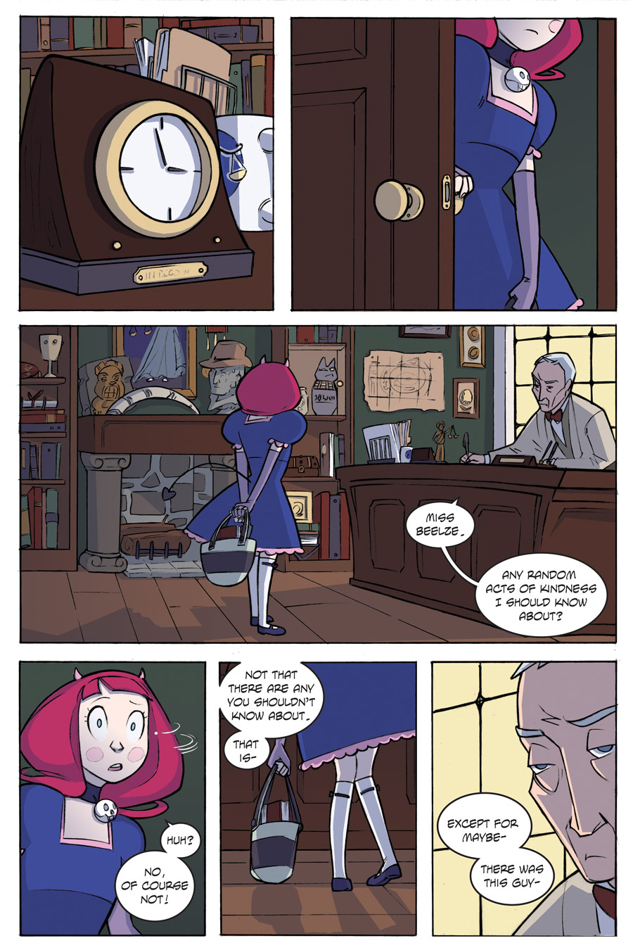 Evil Diva Issue 1 Page 37