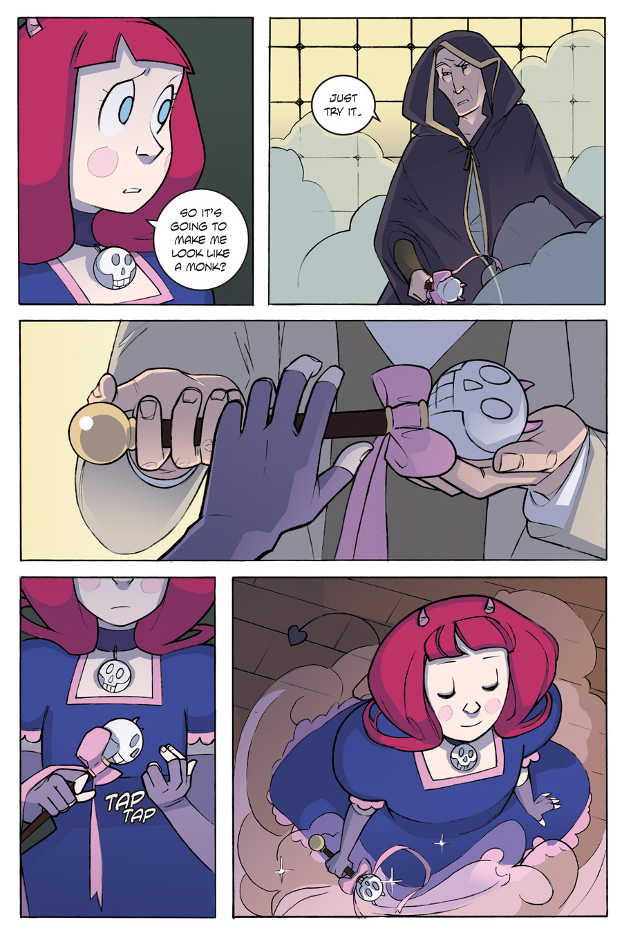 Evil Diva Issue 1 Page 42