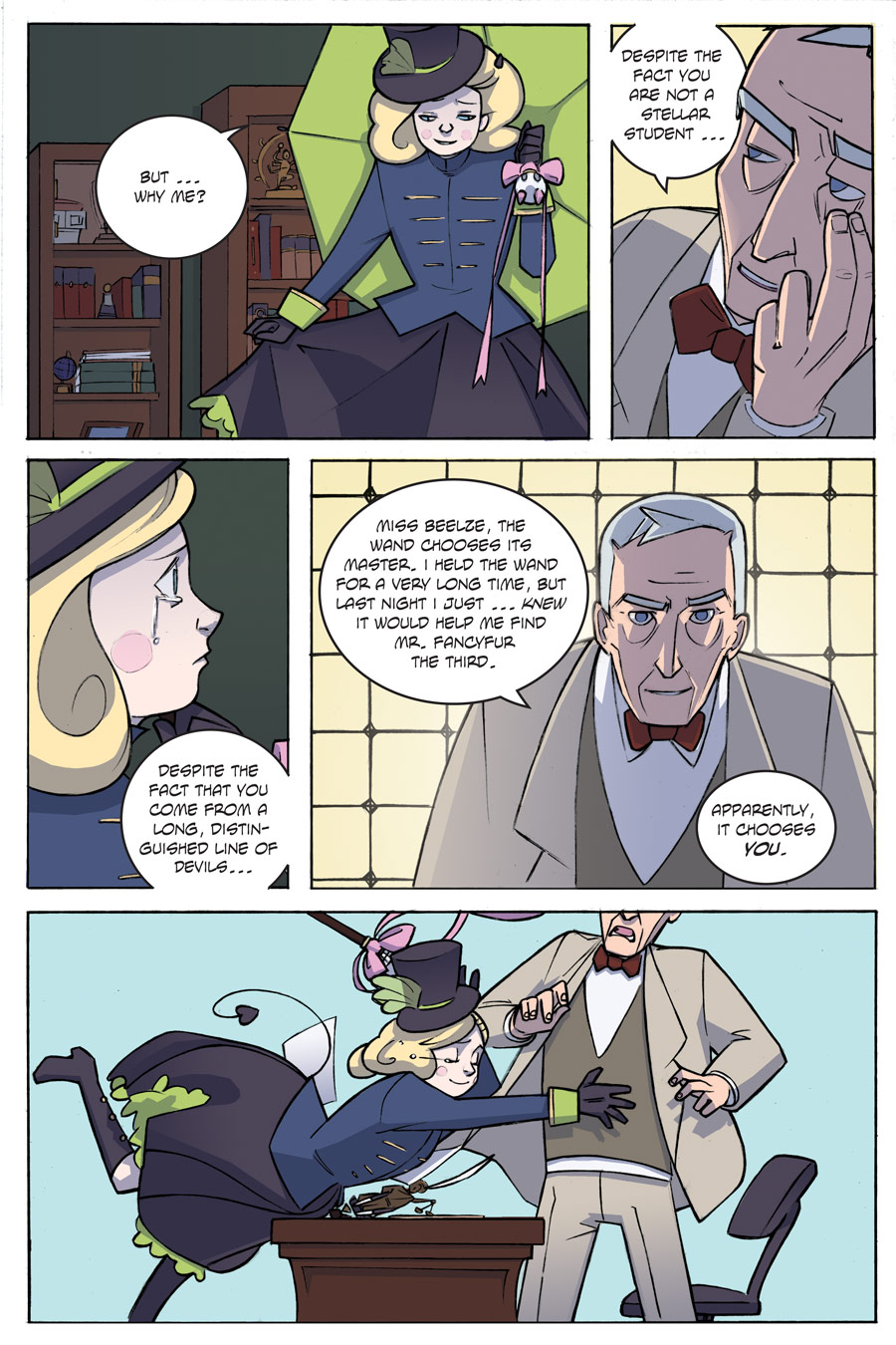Evil Diva Issue 1 Page 44