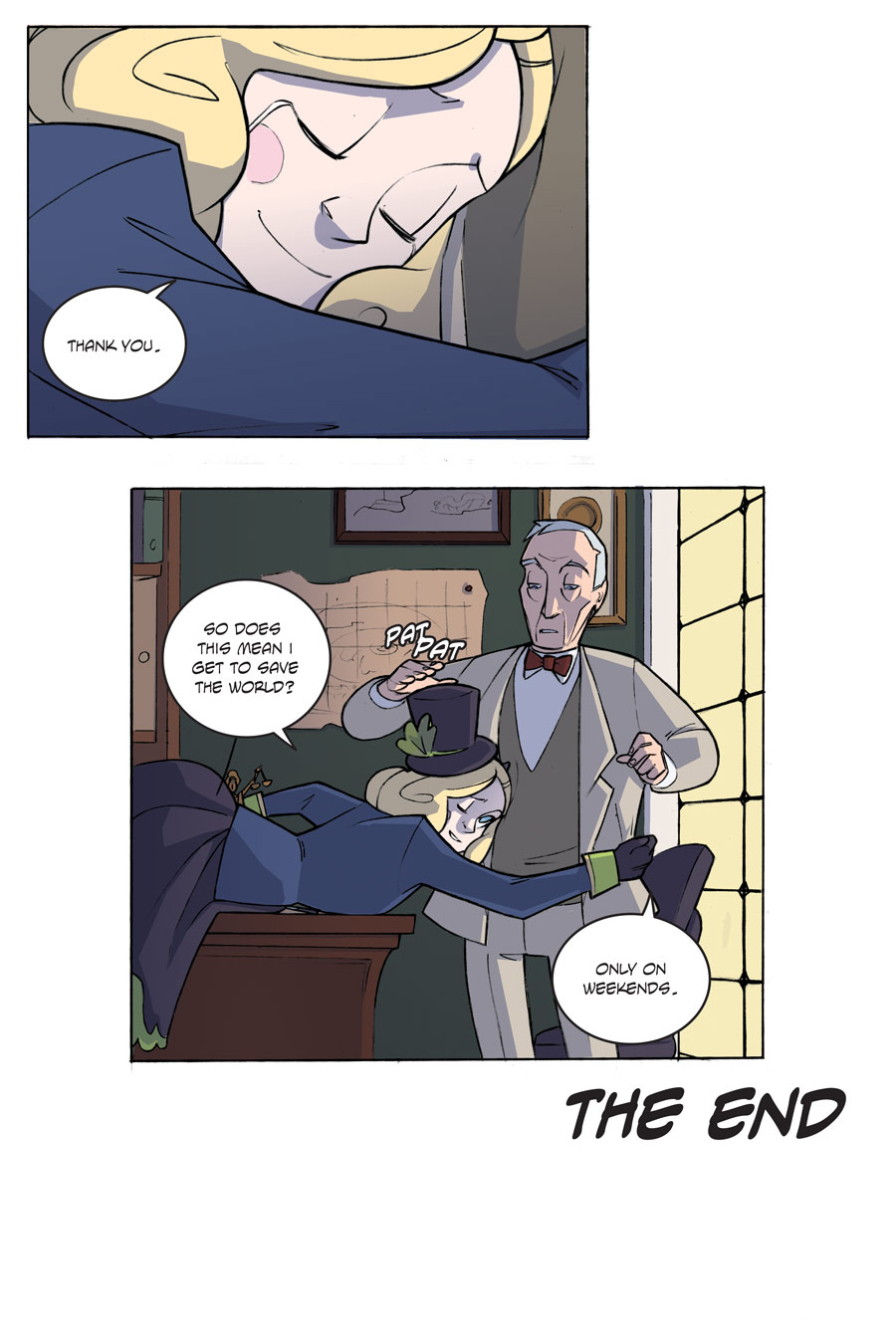Evil Diva Issue 1 Page 45