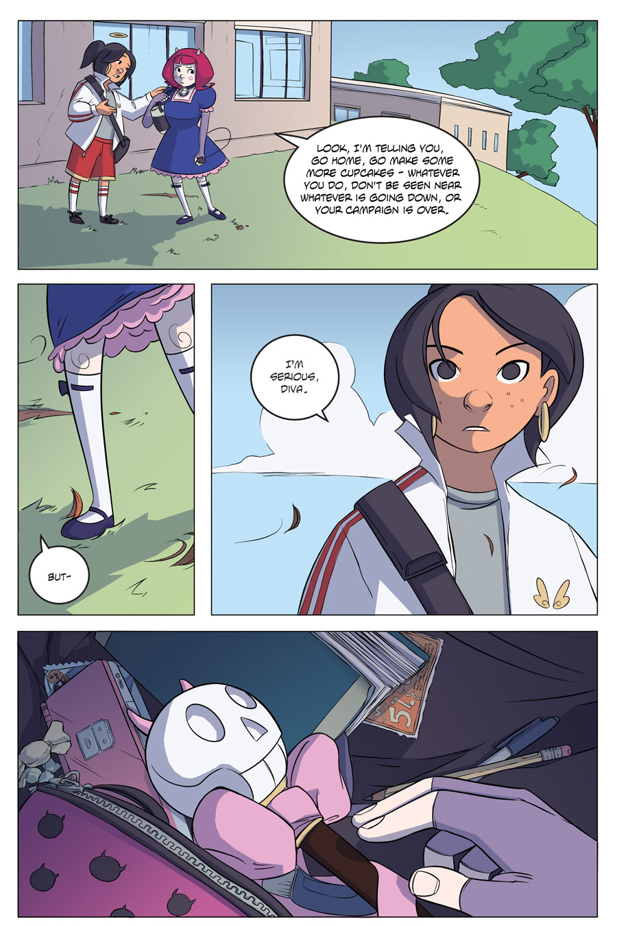 Evil Diva Issue 2 Page 23