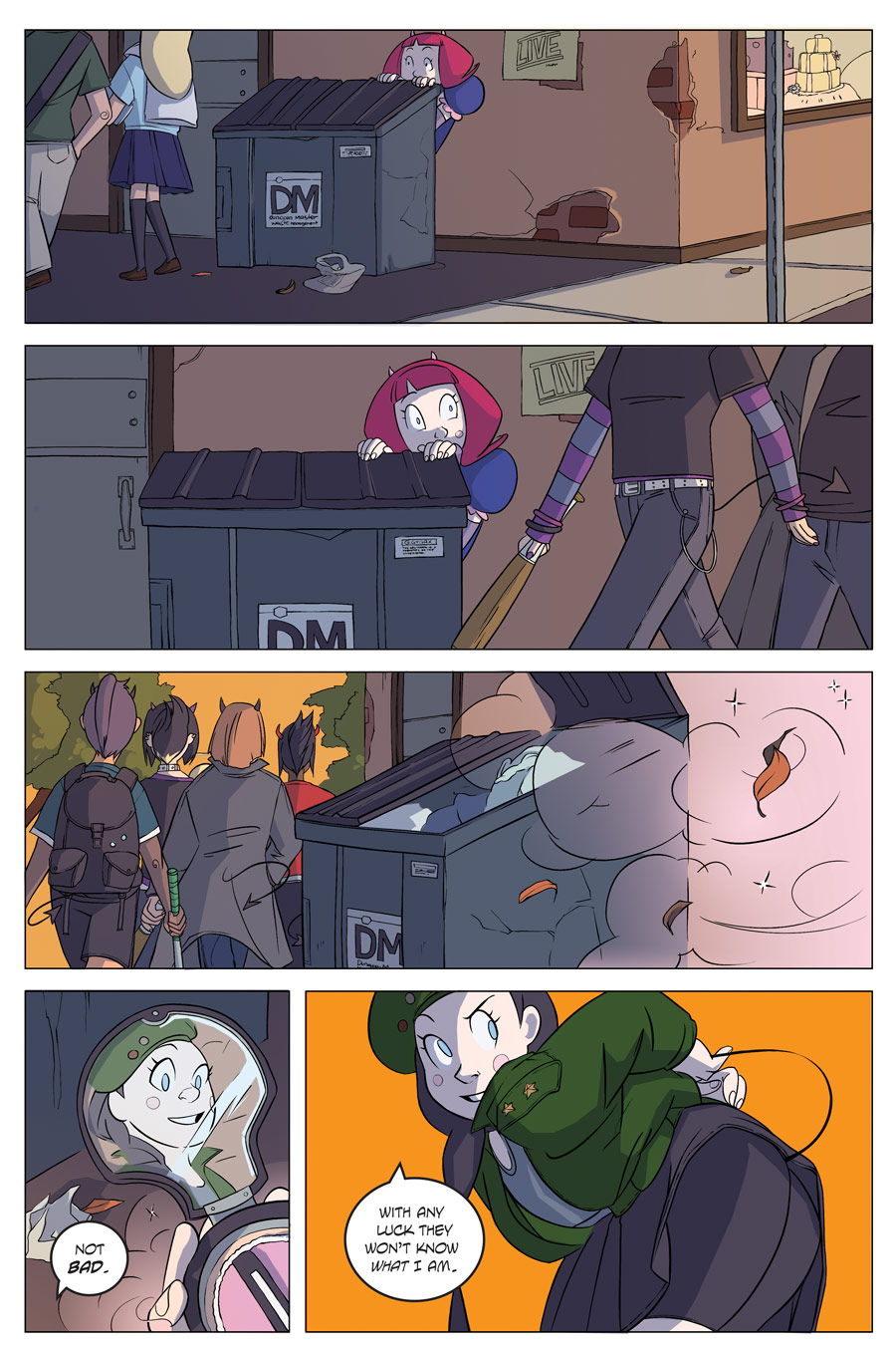 Evil Diva Issue 2 Page 24