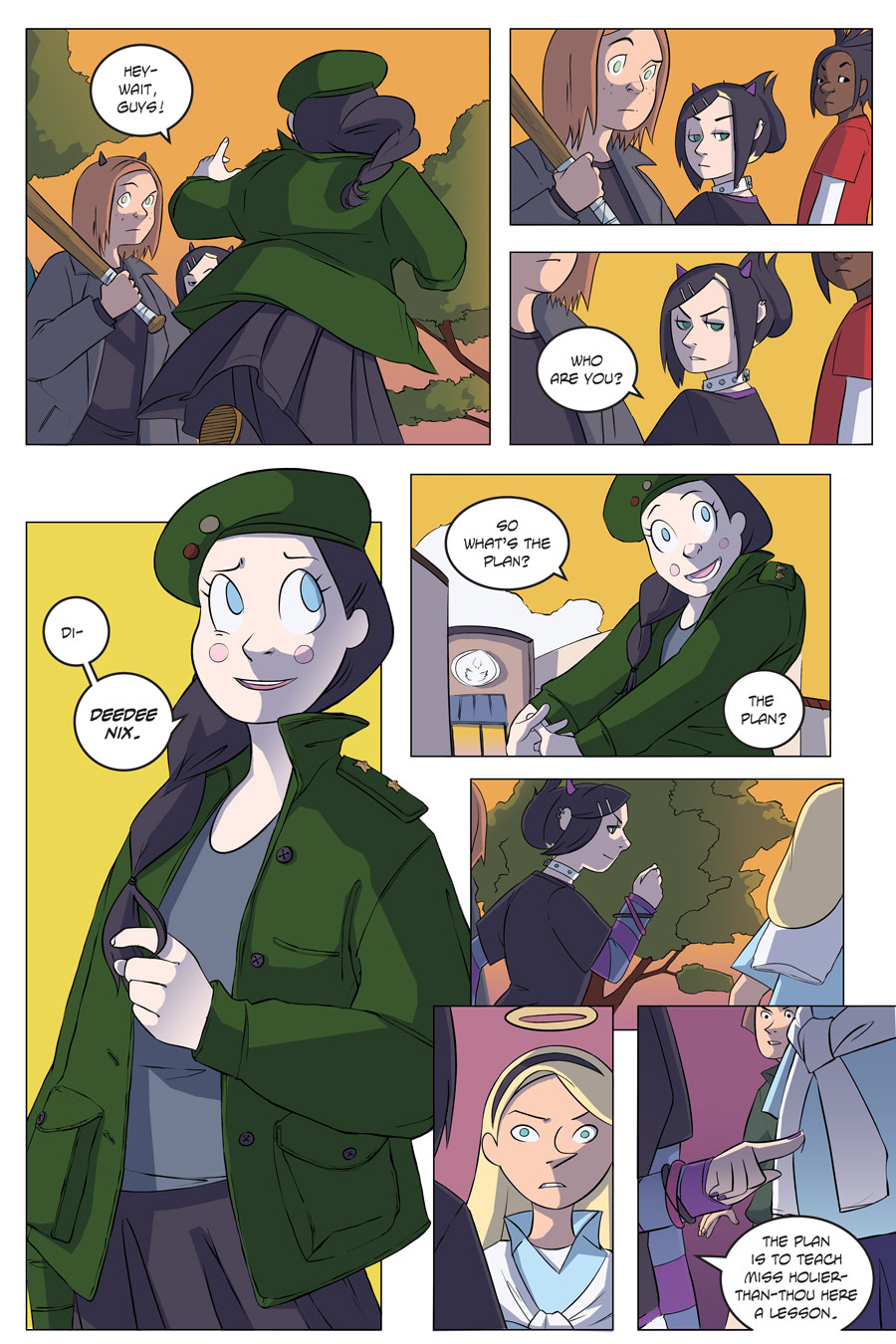 Evil Diva Issue 2 Page 25