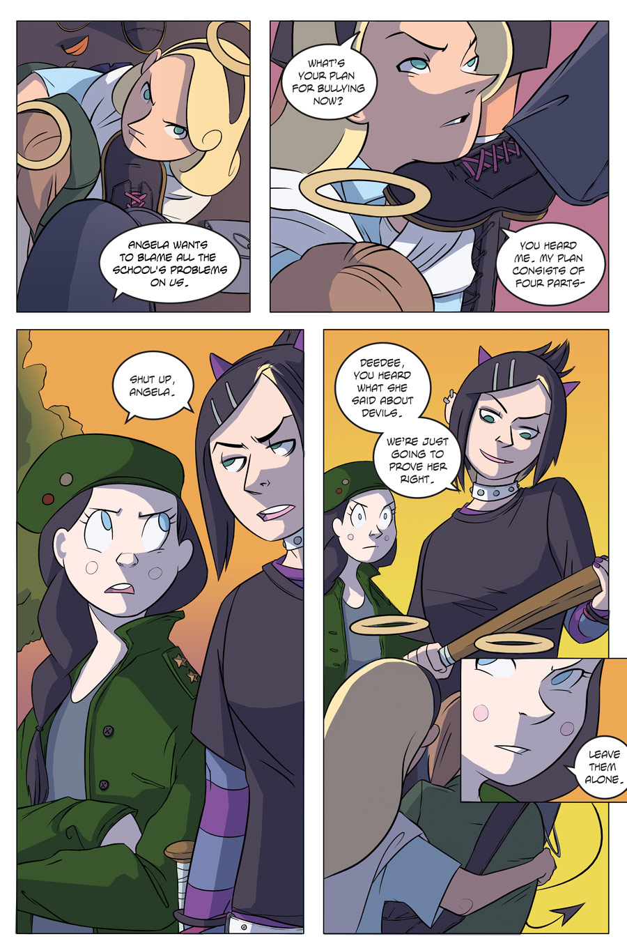 Evil Diva Issue 2 Page 27