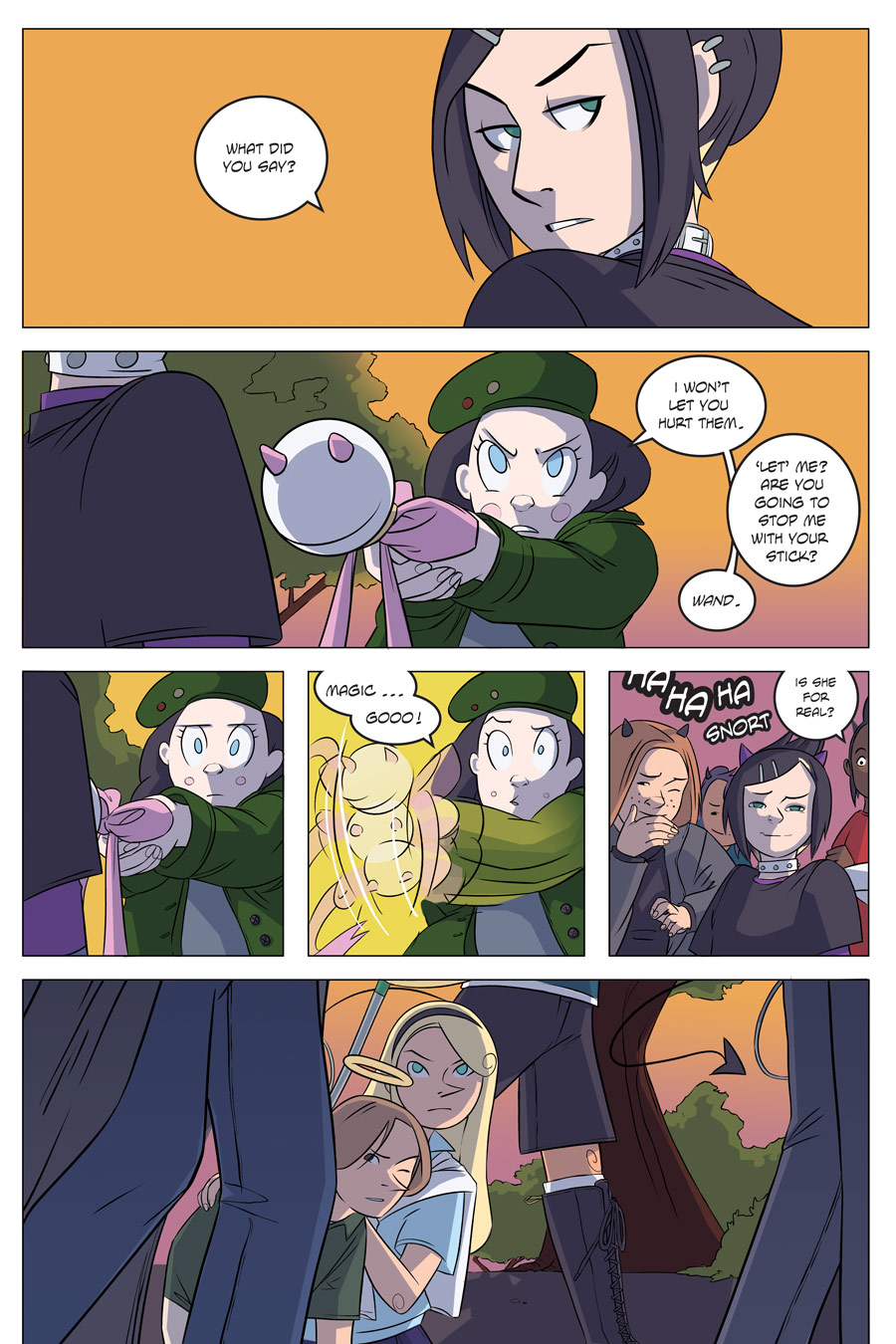 Evil Diva Issue 2 Page 28