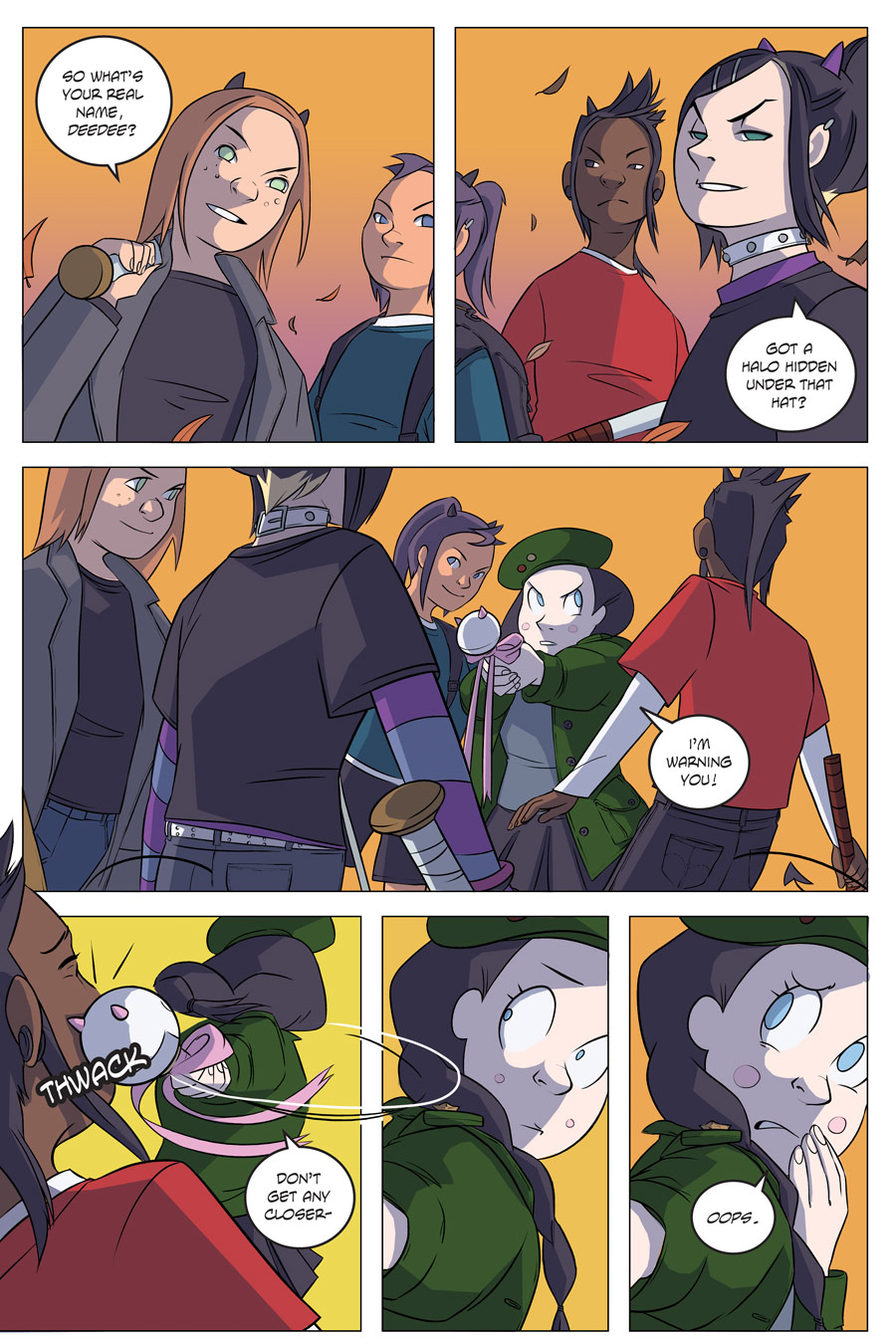 Evil Diva Issue 2 Page 29