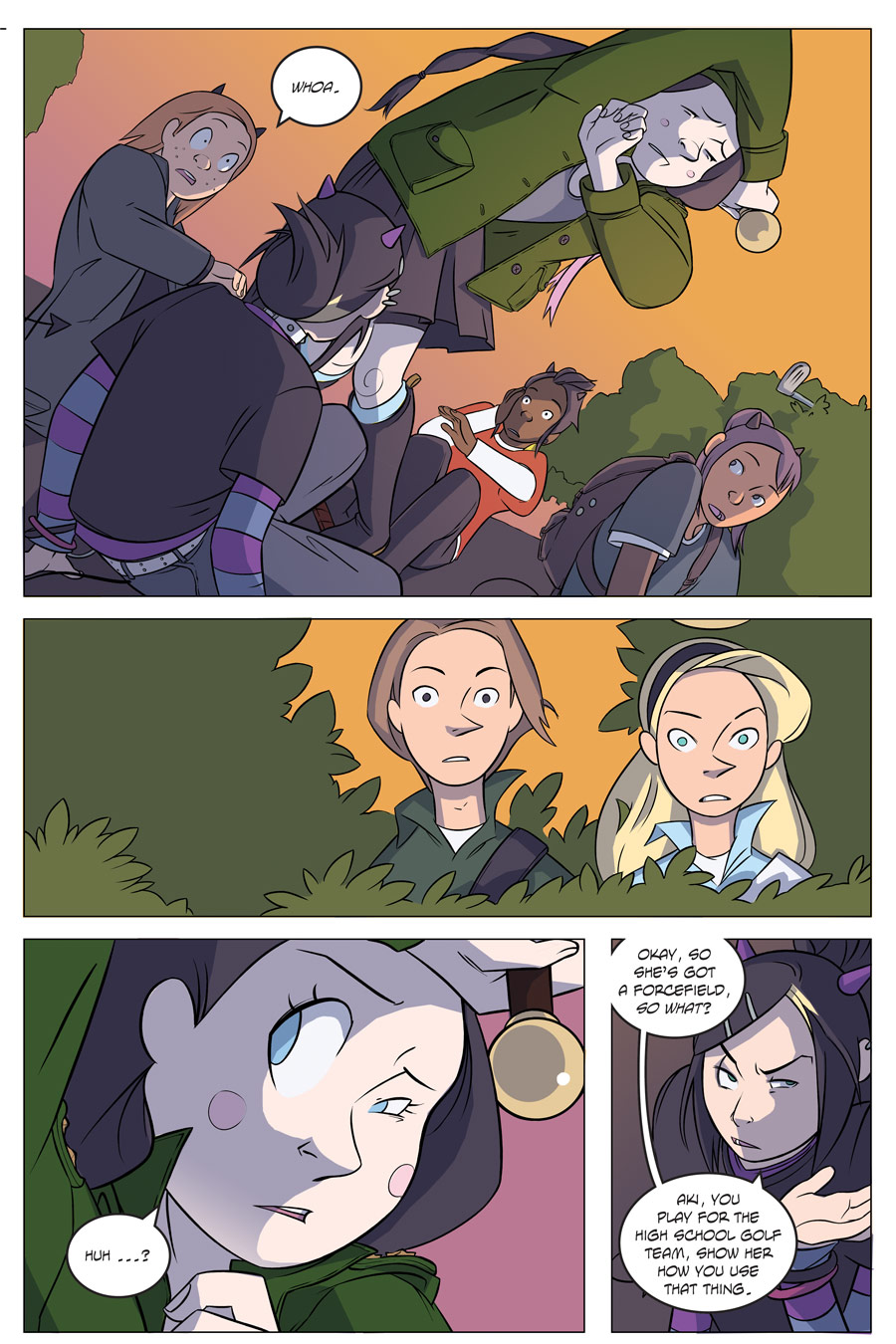 Evil Diva Issue 2 Page 32