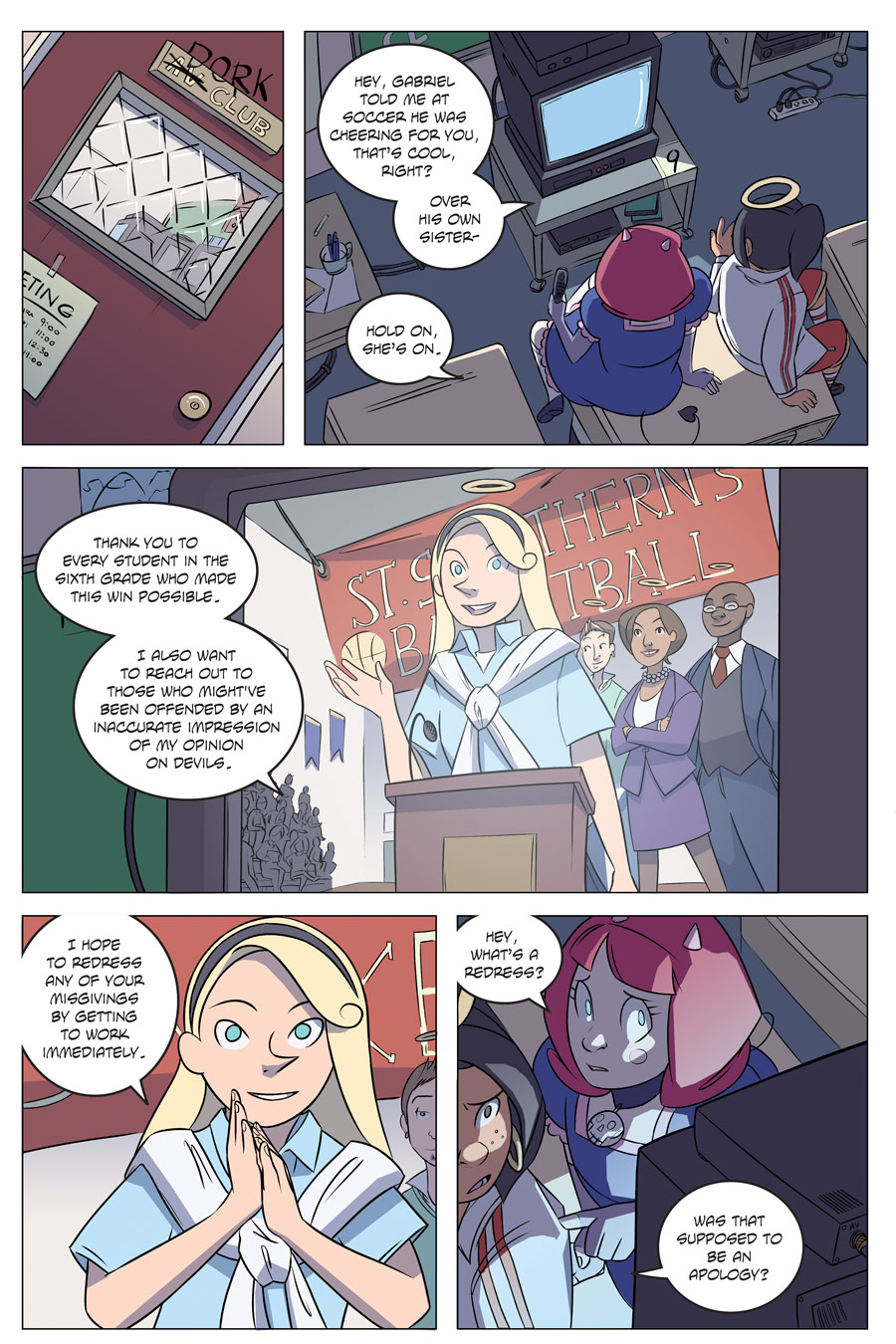 Evil Diva Issue 2 Page 36