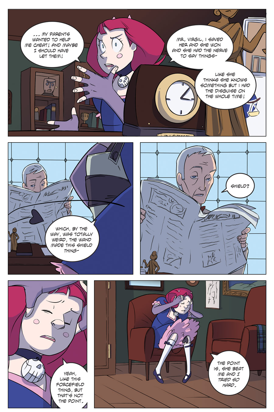 Evil Diva Issue 2 Page 38