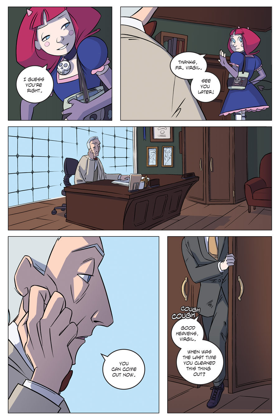 Evil Diva Issue 2 Page 40