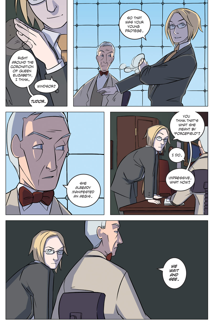 Evil Diva Issue 2 Page 41