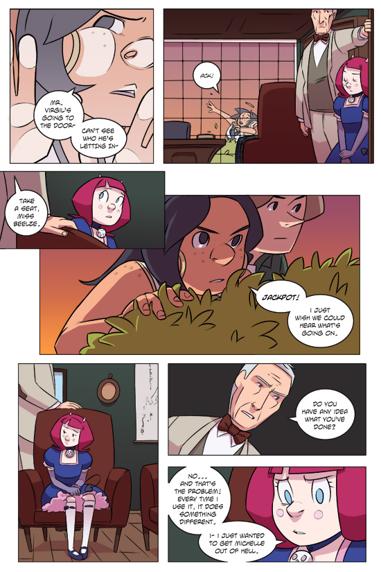 Evil Diva Issue 4 Page 8