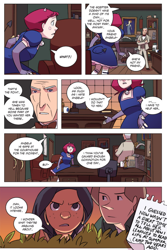 Evil Diva Issue 4 Page 9