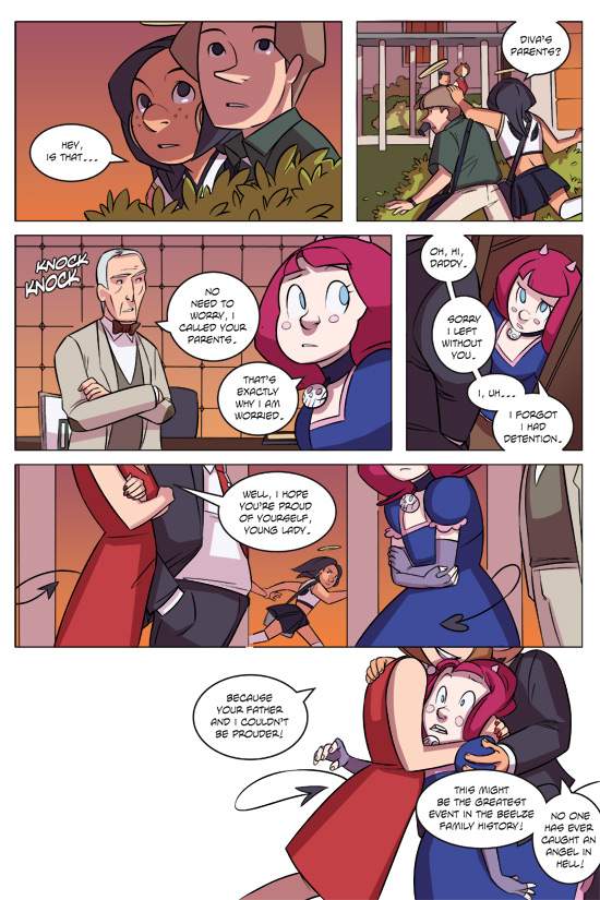 Evil Diva Issue 4 Page 10