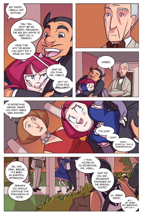 Evil Diva Issue 4 Page 11