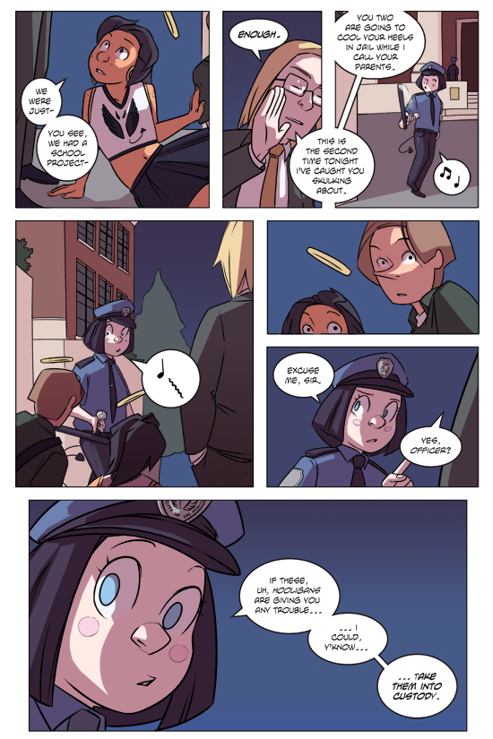 Evil Diva Issue 4 Page 25