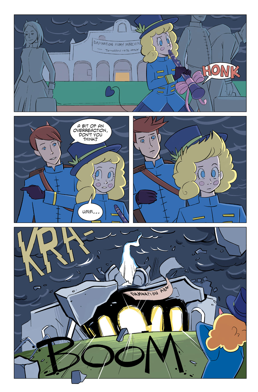 Evil Diva Issue 1.5 Page 9