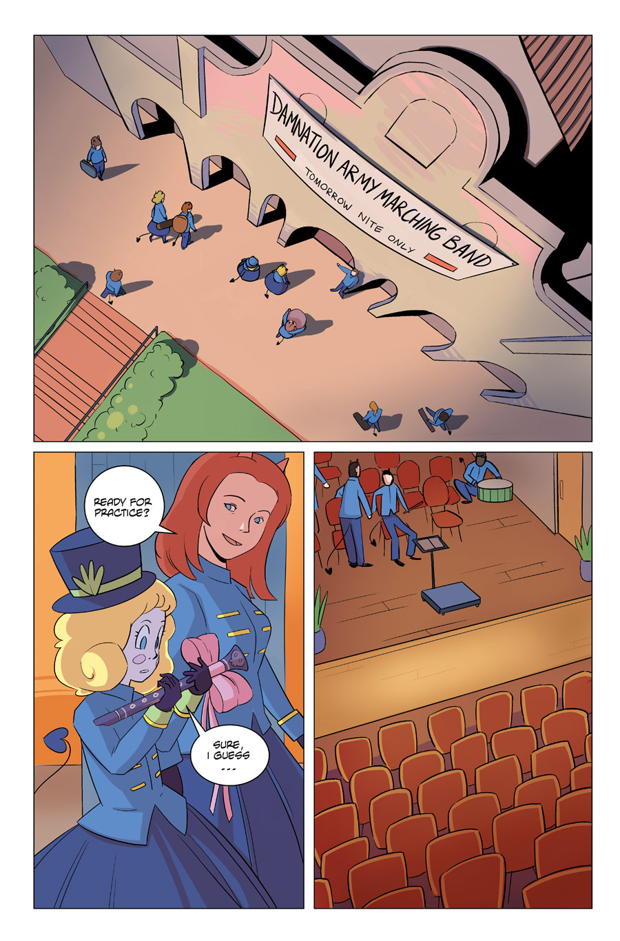 Evil Diva Issue 1.5 Page 5