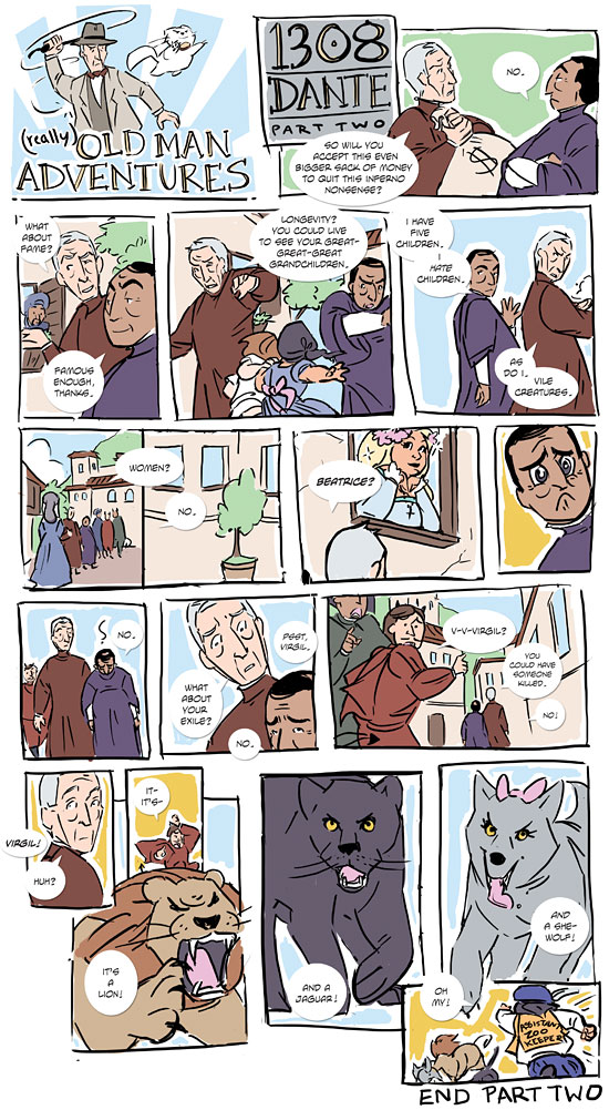 Evil Diva Roma Page 2