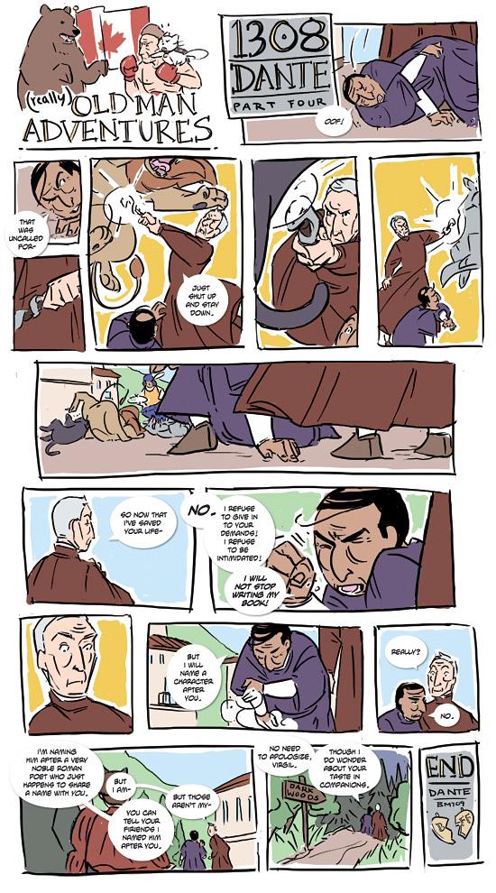 Evil Diva Roma Page 4