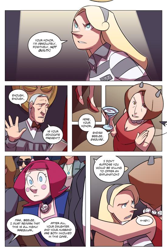 Evil Diva Issue 5 Page 2