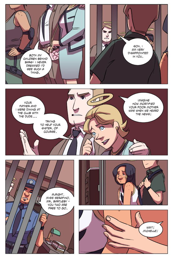 Evil Diva Issue 5 Page 8