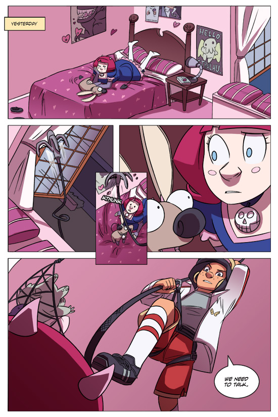 Evil Diva Issue 5 Page 19