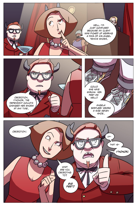 Evil Diva Issue 5 Page 27