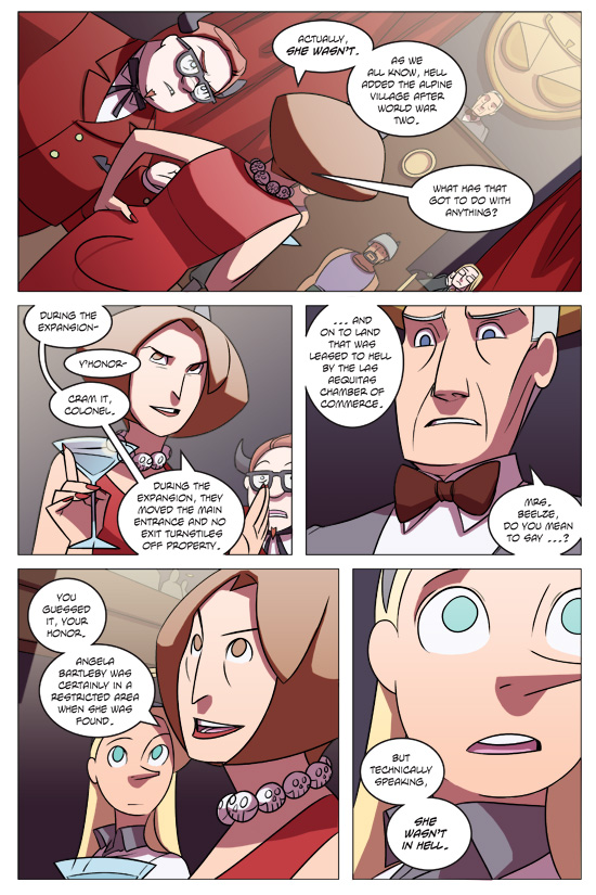 Evil Diva Issue 5 Page 29