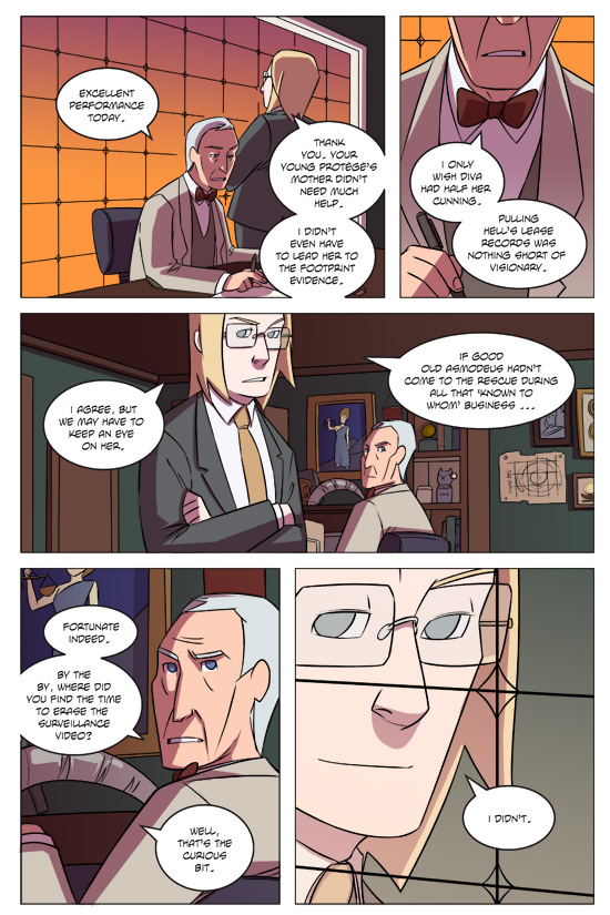 Evil Diva Issue 5 Page 34