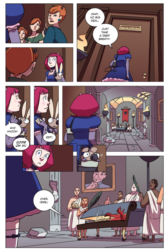 Evil Diva Issue 6 Page 3